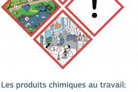 Les produits chimiques au travail : nouveau système d'étiquetage