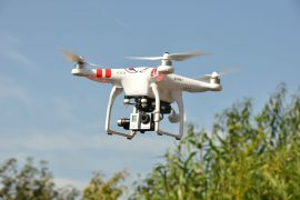 Drones, la sécurité vue d'en haut