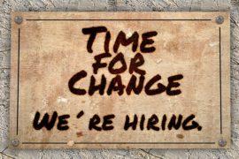 Le changement… subir ou agir ?