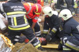 Accident grave sur chantier : qui fait quoi ?